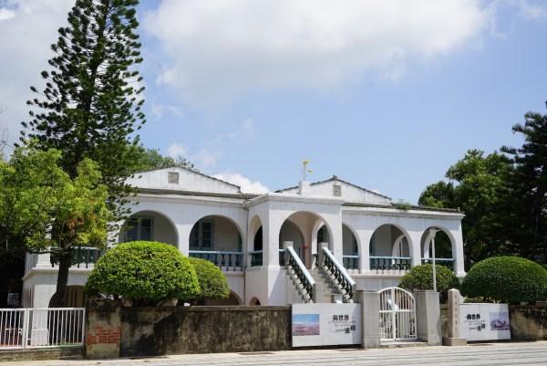 Museum inside Anping Tree House