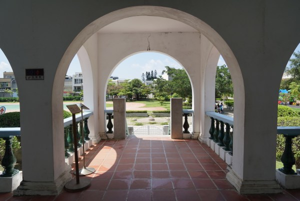View from the Museum Hallway