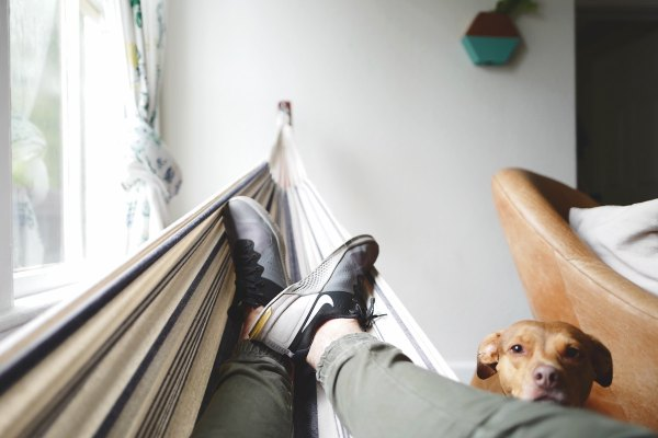 Just relax by Drew Coffman via Unsplash