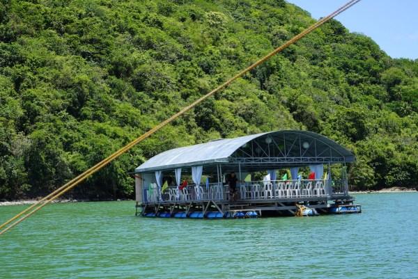 Panganiban Catanduanes Floating Restaurant