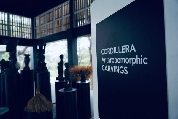 Cordillera Anthromorphic Carvings
