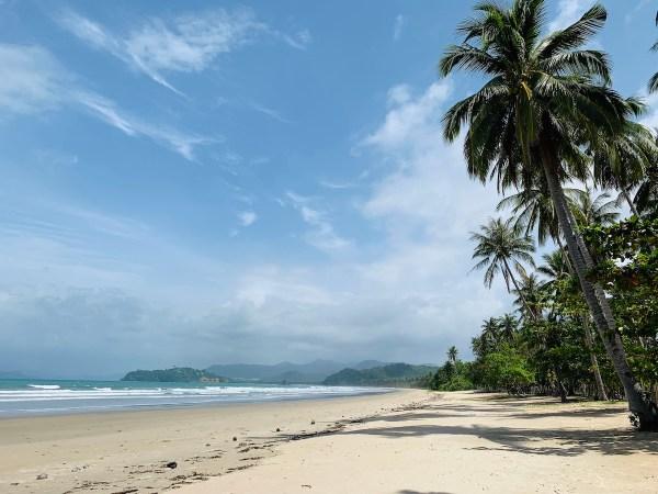 San Vicente Palawan Beach