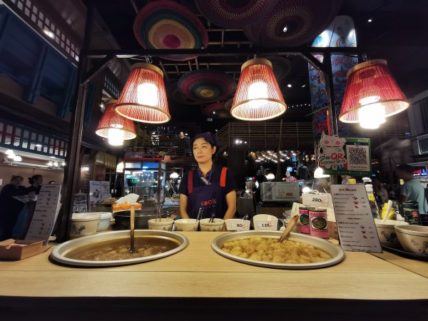 Thai Streetfood at IconSiam