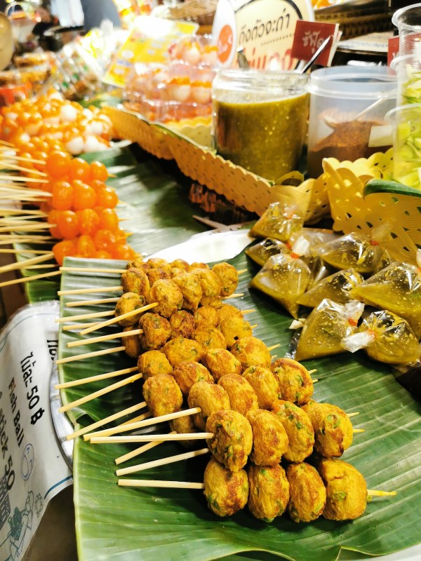 Thai Streetfood inside IconSiam Bangkok