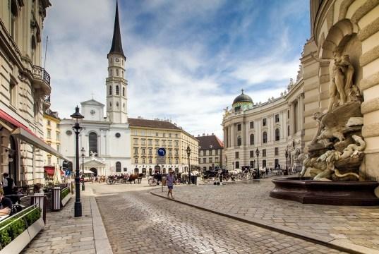 Vienna Downtown