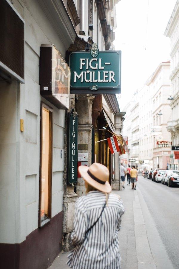 Walking around Vienna photo by John Tuesday via Unsplash Vienna Travel Guide