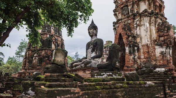Ayutthaya City Tour Packages via KLOOK