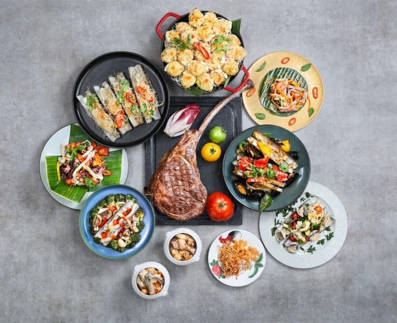 Cafe Marco Hong Kong Surf 'N Turf Dinner Buffet