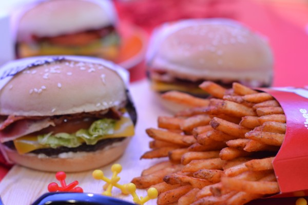 First look at Jollibee's new Bacon Cheesy Deluxe Yumburger, Bacon Cheesy Yumburger and Crispy Spice Fries