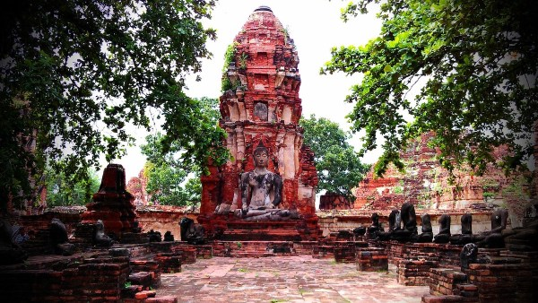 Historic City of Ayutthaya Tour Guide