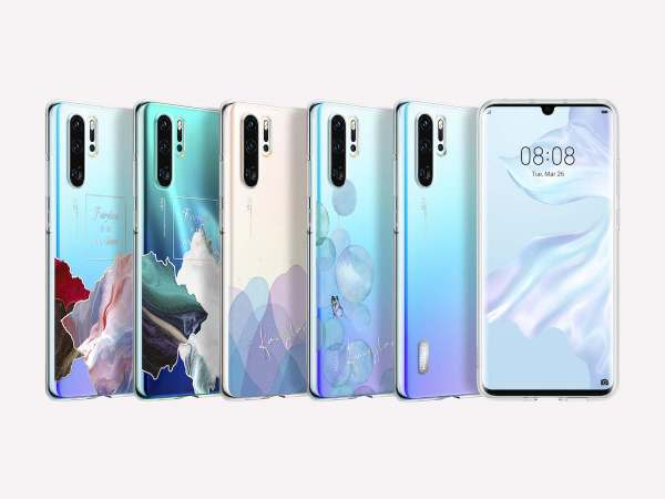 Huawei P30 Pro with Smart Signature