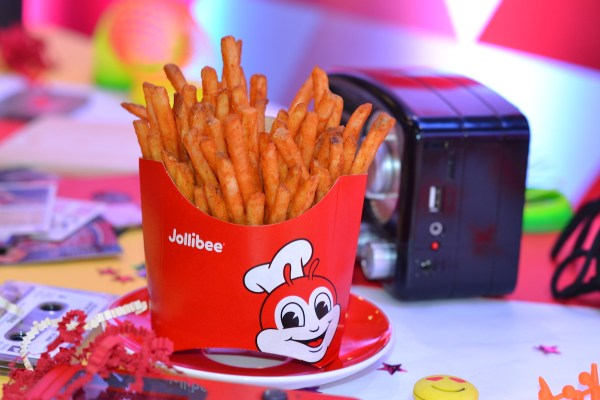 Jollibee Crispy Spice Fries