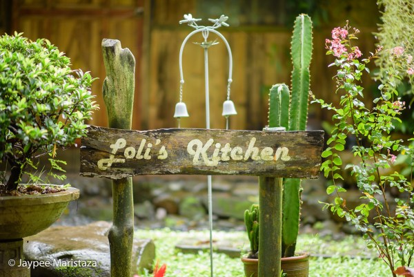 Loli's Kitchen is where you can dine on sumptuous Filipino foods. © Jaypee Maristaza