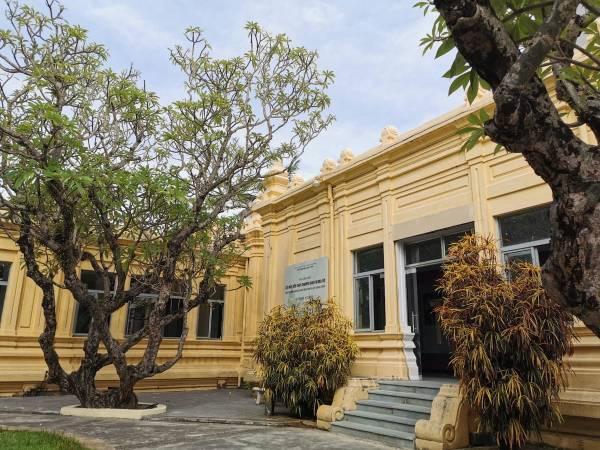 The Da Nang Museum of Cham Sculpture
