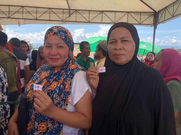 UNHCR and Uniqlo return to Marawi