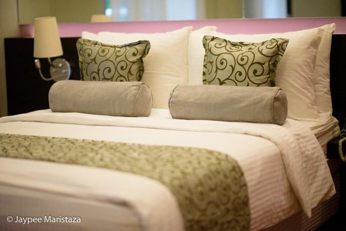 A very comfortable bed! © Jaypee Maristaza