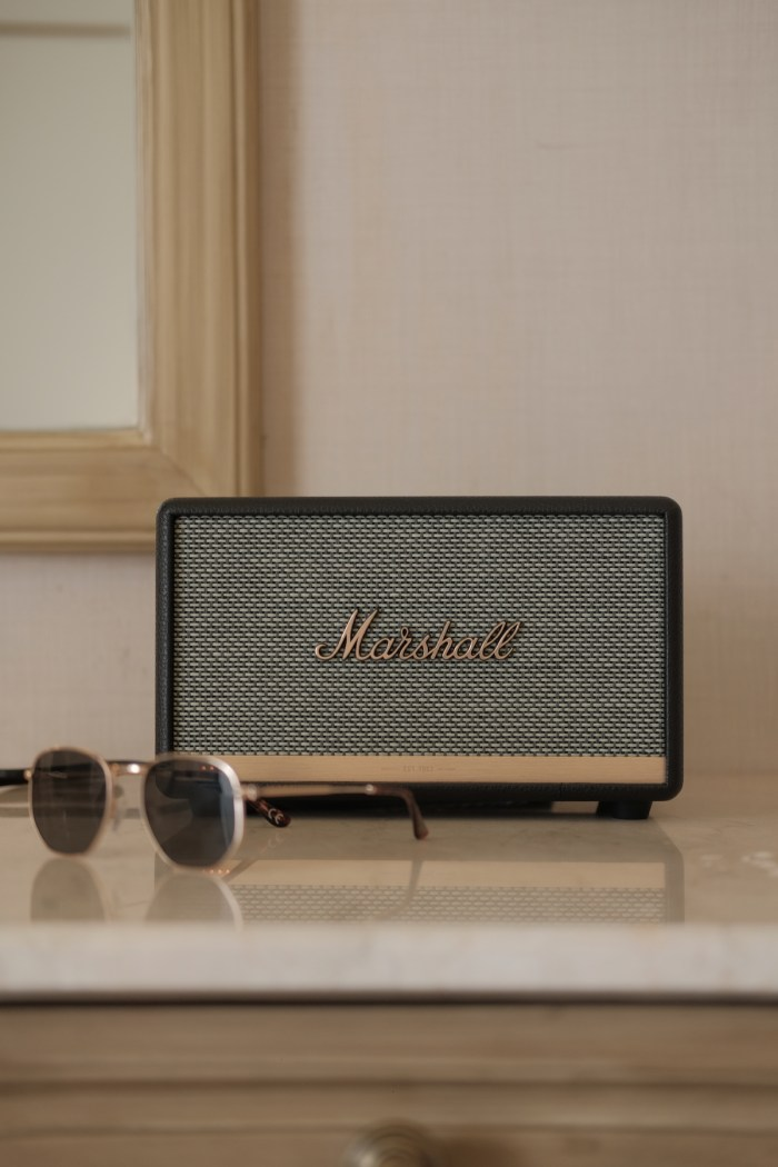 Acton II Voice Bluetooth Speaker by Marshall