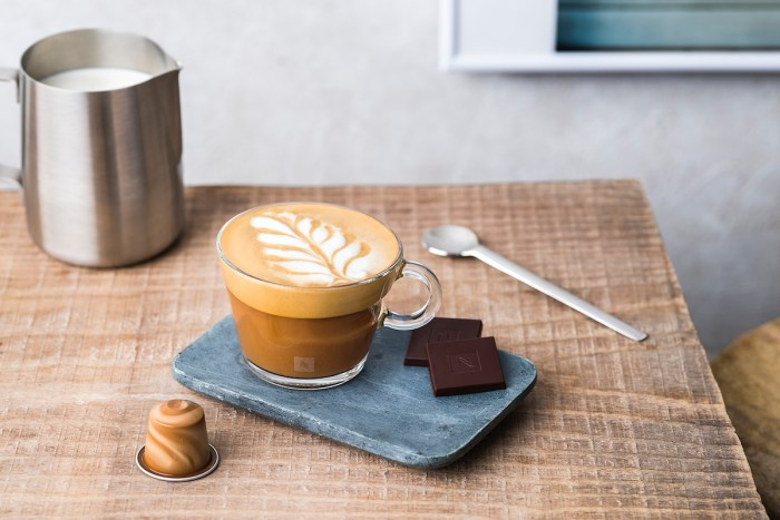 Barista Creations Scuro Latte Art with Mocha, Salt, Caramel and Chocolate