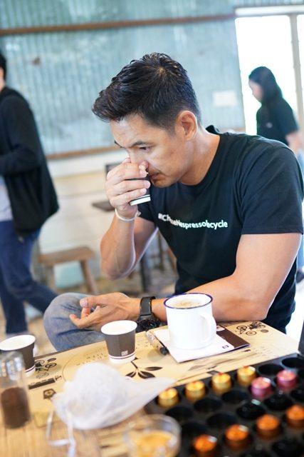 Coffee Tasting