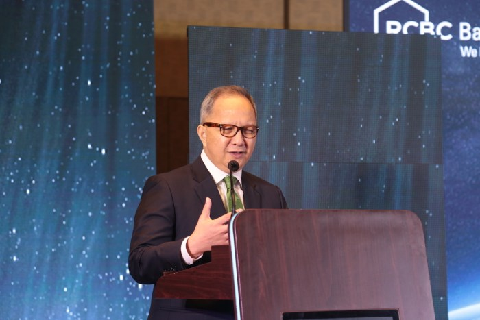 Eugene S. Acevedo, President and CEO of RCBC
