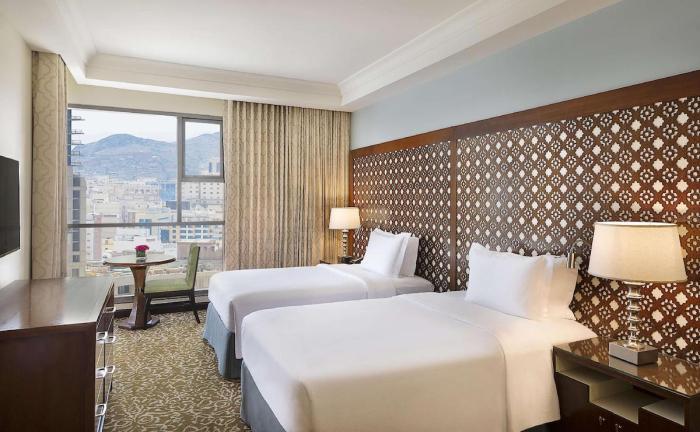 Hilton Suites Mecca