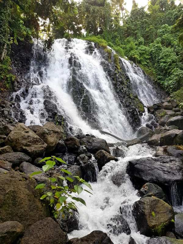 Mimbalut Falls in Iligan City photo via FB Page