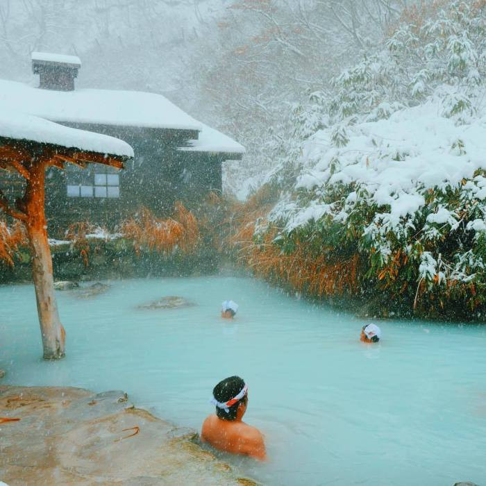 Nyuto Onsen photo by VisitJapan