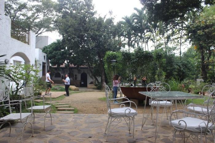 Pinto Art Museum Open Space
