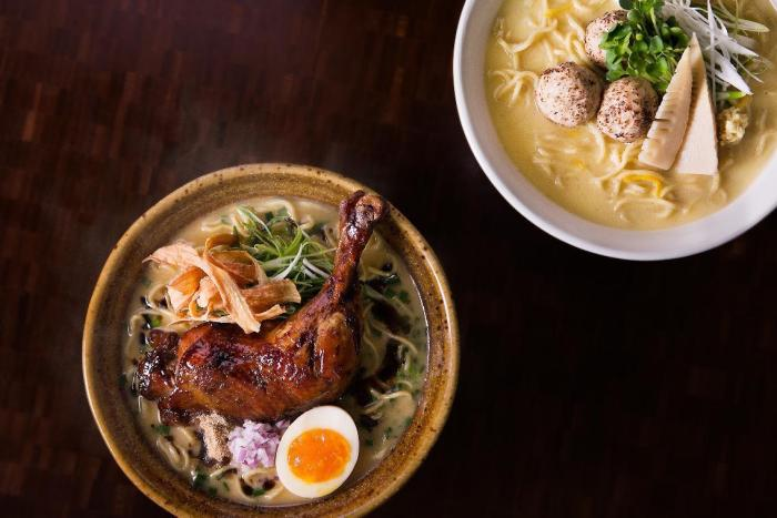 Known for its signature ramen broth made with chicken, NOJO will continue to serve its Paitan Style Chicken Ramen, flavours of which include Spicy Dandan, Yuzu, Shrimp Miso, and Soy Sauce.  Toppings such as Soft-Boiled Dashi Egg, Chicken Tsukune Meatballs, Spicy Minced Chicken, and Slow-Braised Whole Chicken Leg can be added