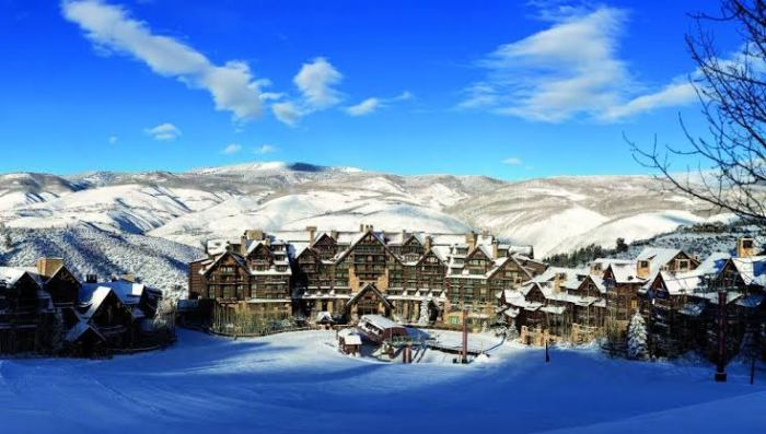 Ritz-Carlton, Bachelor Gulch, Colorado