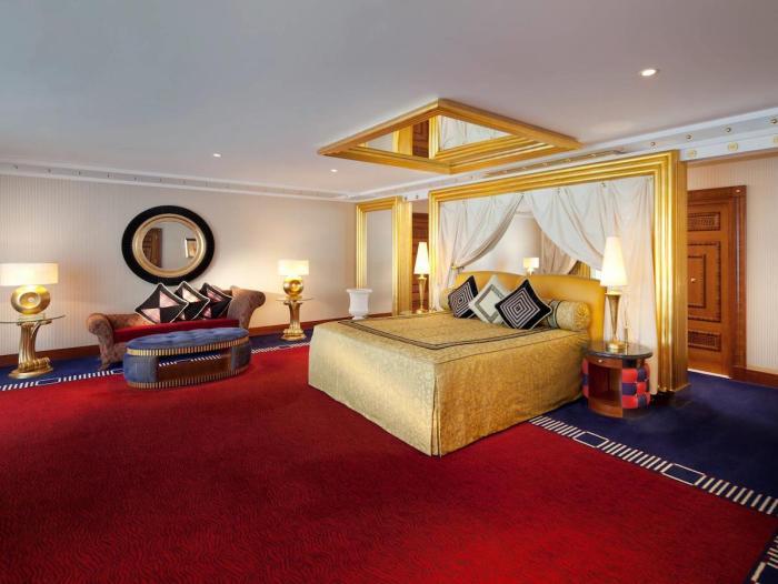 Burj Al Arab Jumeirah Resort in Dubai