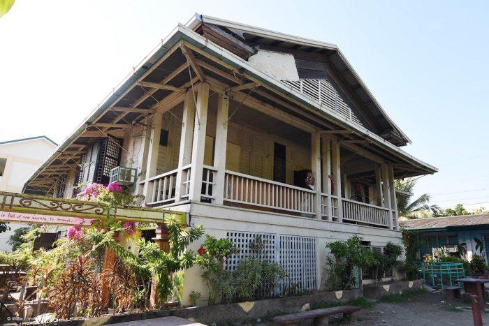 Gen. Douglas MacArthur's headquarters photo via Jayceeken Dagupan FB Page