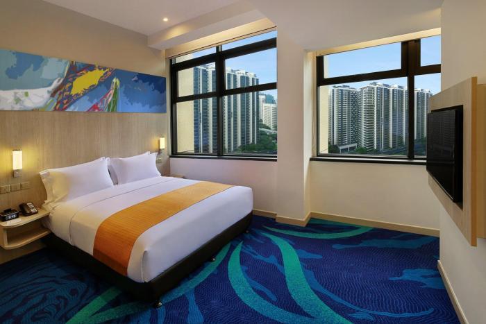 Holiday Inn Express Kuala Lumpur City Central