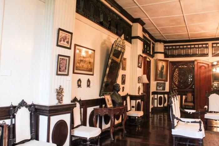 Inside Balay ni Tana Dicang