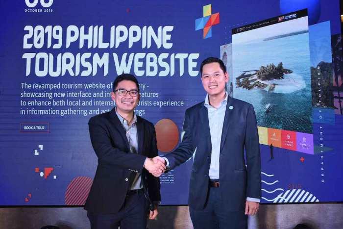 Philippine Travel Website Relaunch