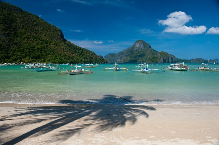 Philippines ranks 8th in Conde Nast Traveler's Top 20 Countries in the World