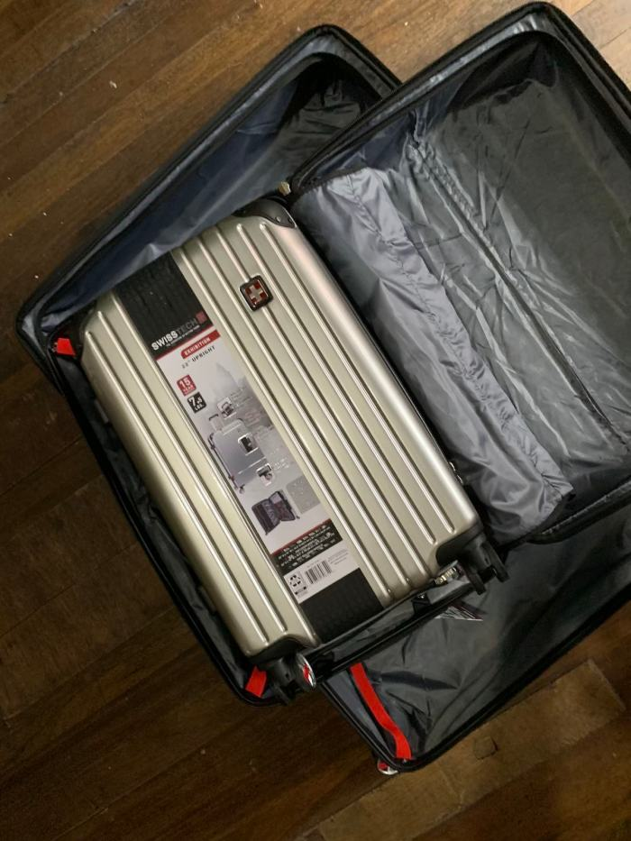 Exhibition 3-Piece Luggage Set