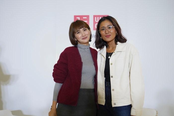 UNIQLO 10 Fall Winter Style Talks - Rica Peralejo and Pam Quinones