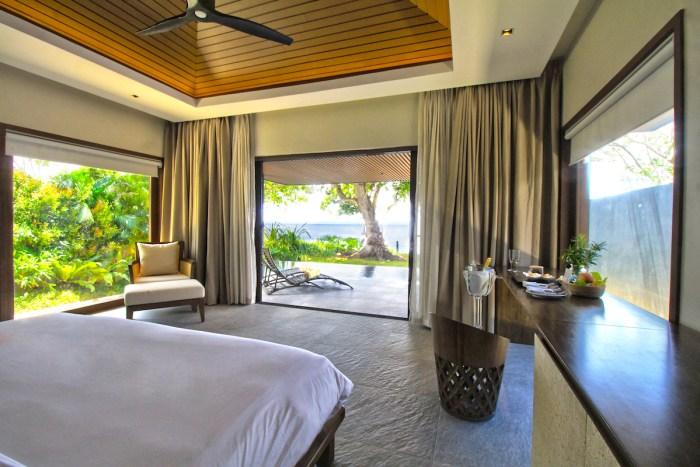Amorita Sea View Pool Villa Looking Out