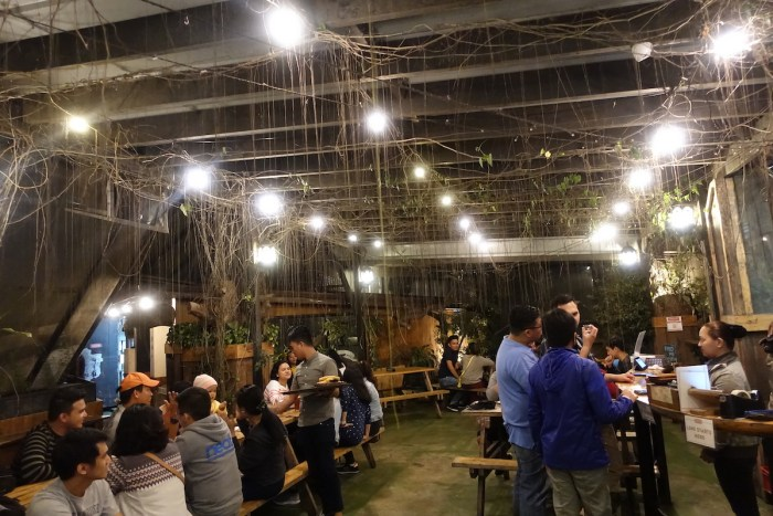 Best place to enjoy craft beers in Baguio City