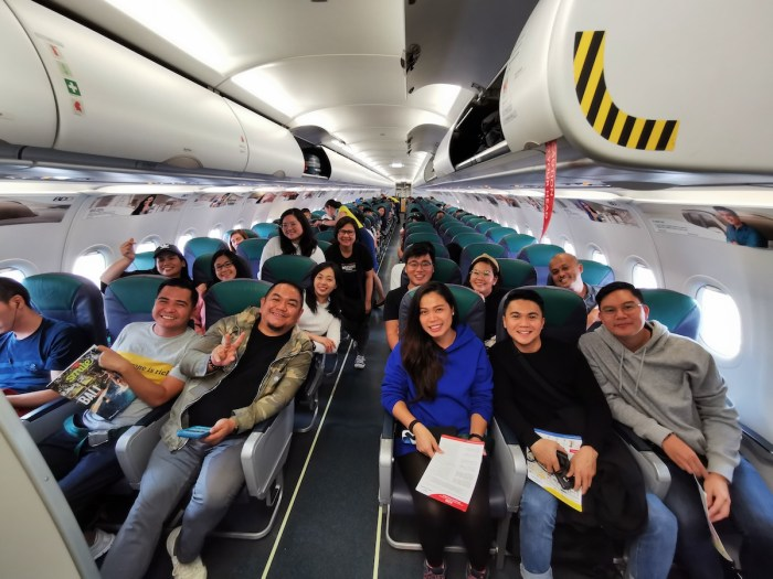 Filipino Travel Content Creators Fukuoka Fam Trip