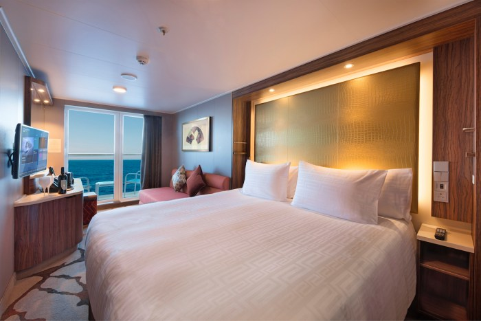 Genting Dream Balcony Stateroom
