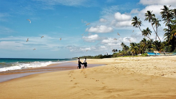 List of Best Beaches in Sri Lanka