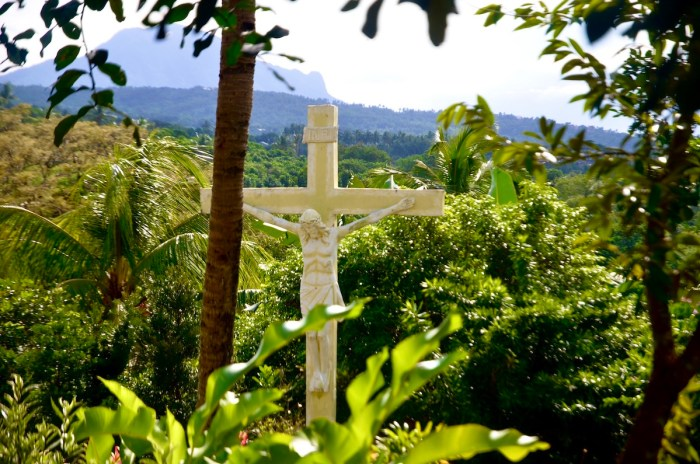 Marian Orchard - A pilgrimage site in Batangas