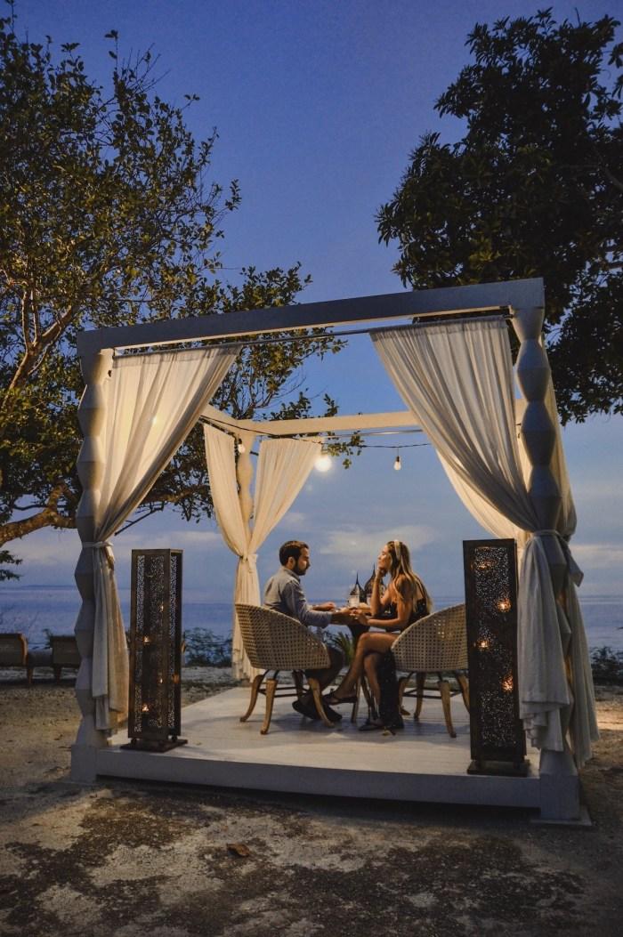 Romantic Dinner at Amorita