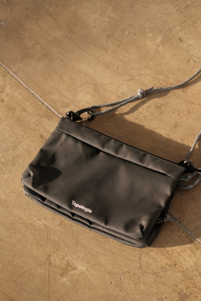 Sling bag from Topologie