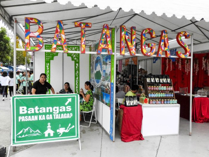 Batangas Products