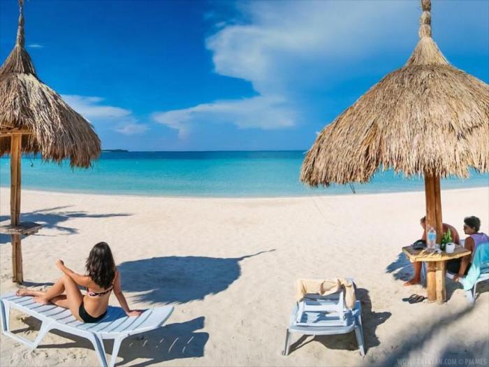 Beach Placid Resort Isla de Bantayan