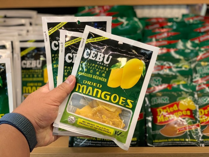 Cebu Dried Mango