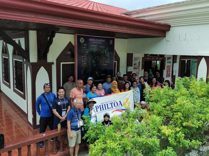 PHILTOA Zamboanga-Tawi-Tawi Fam Trip